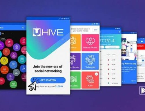 Social Media Network UHive Enters the Social Media Field with a Digital Currency and $2.3 Million Funding