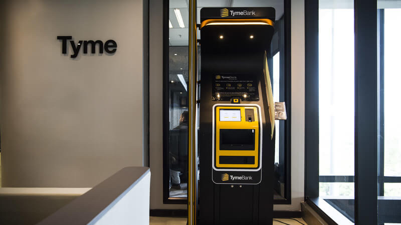 Tyme Bank Atms